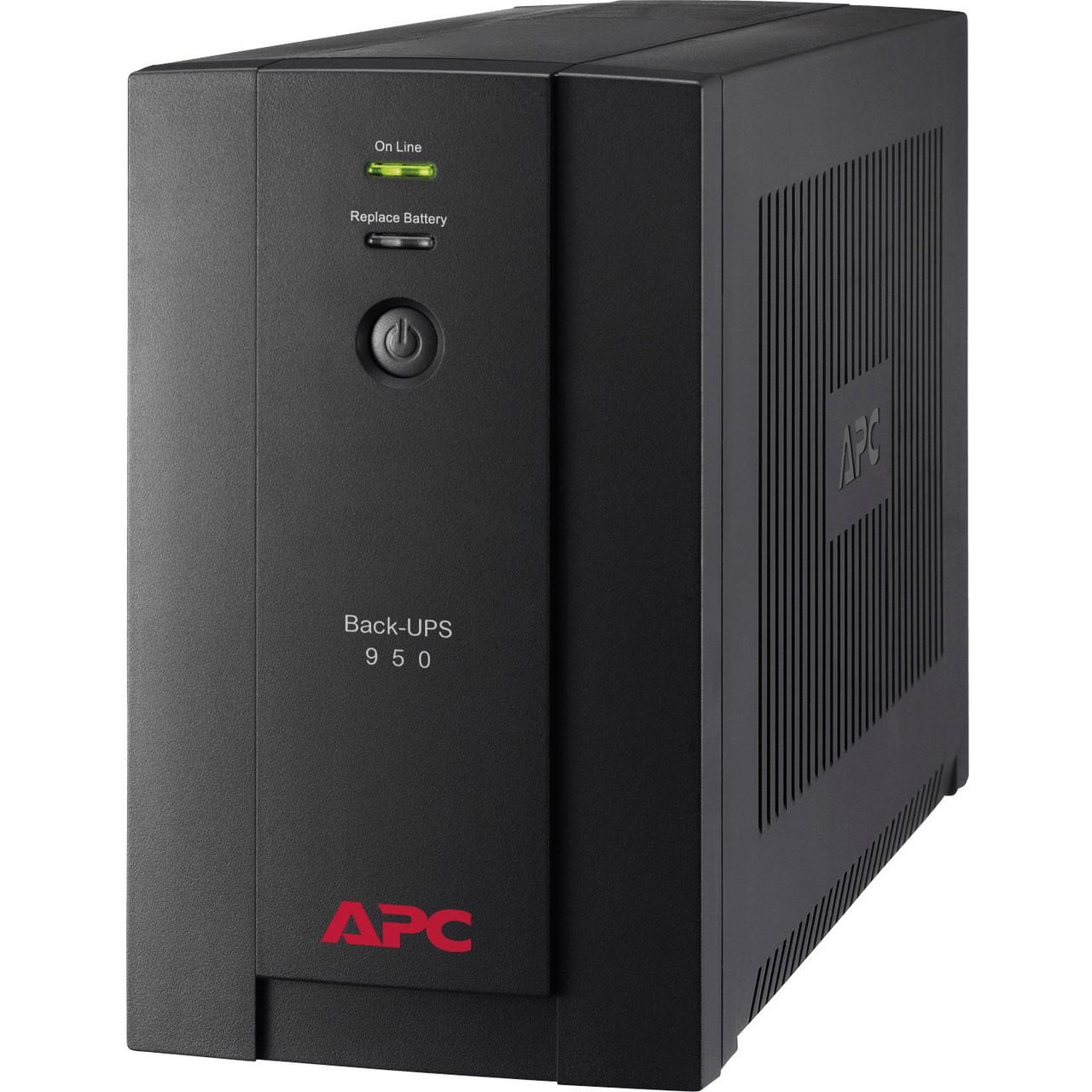 ИБП APC Back-UPS 950VA IEC