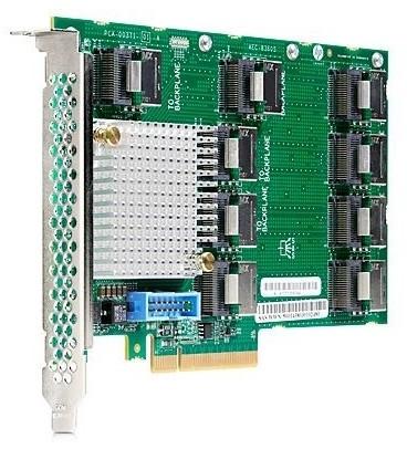 Контроллер HP 12Gb SAS Expander Card