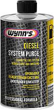 Жидкость для промывки дизельных двигателей WYNN'S