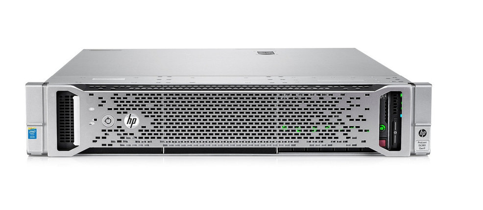 Сервер HP DL380 Gen9 Intel Xeon E5-2620v4, фото 2