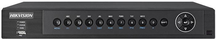 Видеорегистратор Turbo HD Hikvision DS-7204HUHI-F1/N, фото 2