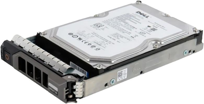 """Жесткий диск Dell 300 ГБ 15k RPM 6 Гбит/с 2.5"""" 12G"""