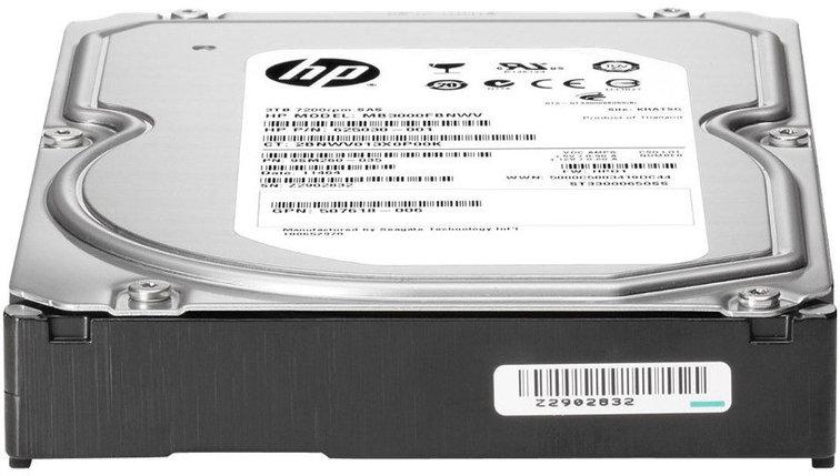 "Жесткий диск HP SATA 1000ГБ 7200RPM 3.5"" 6G LFF Non-hot Plug Entry 512e, фото 2"
