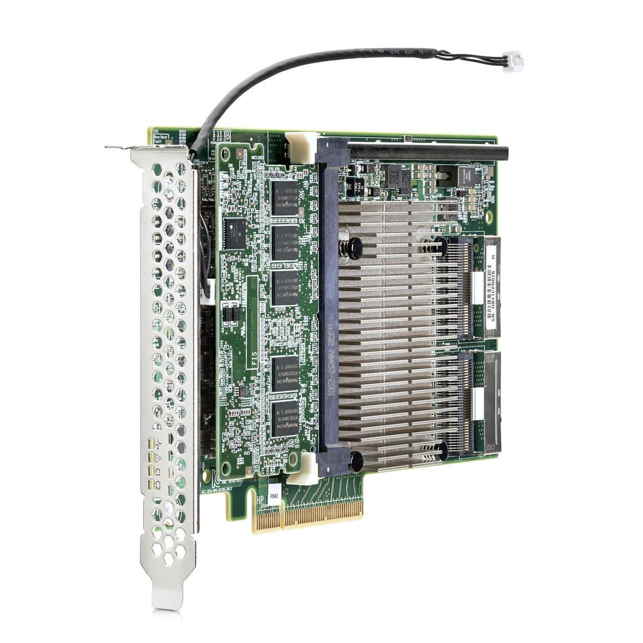 Контроллер HP Smart Array 4GB SATA/SAS