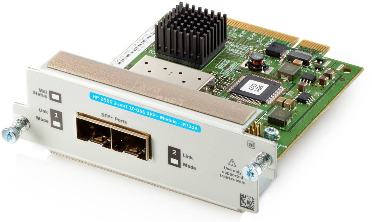 Модуль расширения SFP+ HP 2920 10GbE