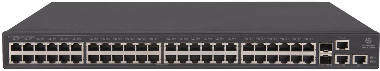 Коммутатор HP 1950-48G-2SFP+-2XGT