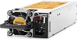 Блок питания HP Flex Slot Platinum 800 Вт