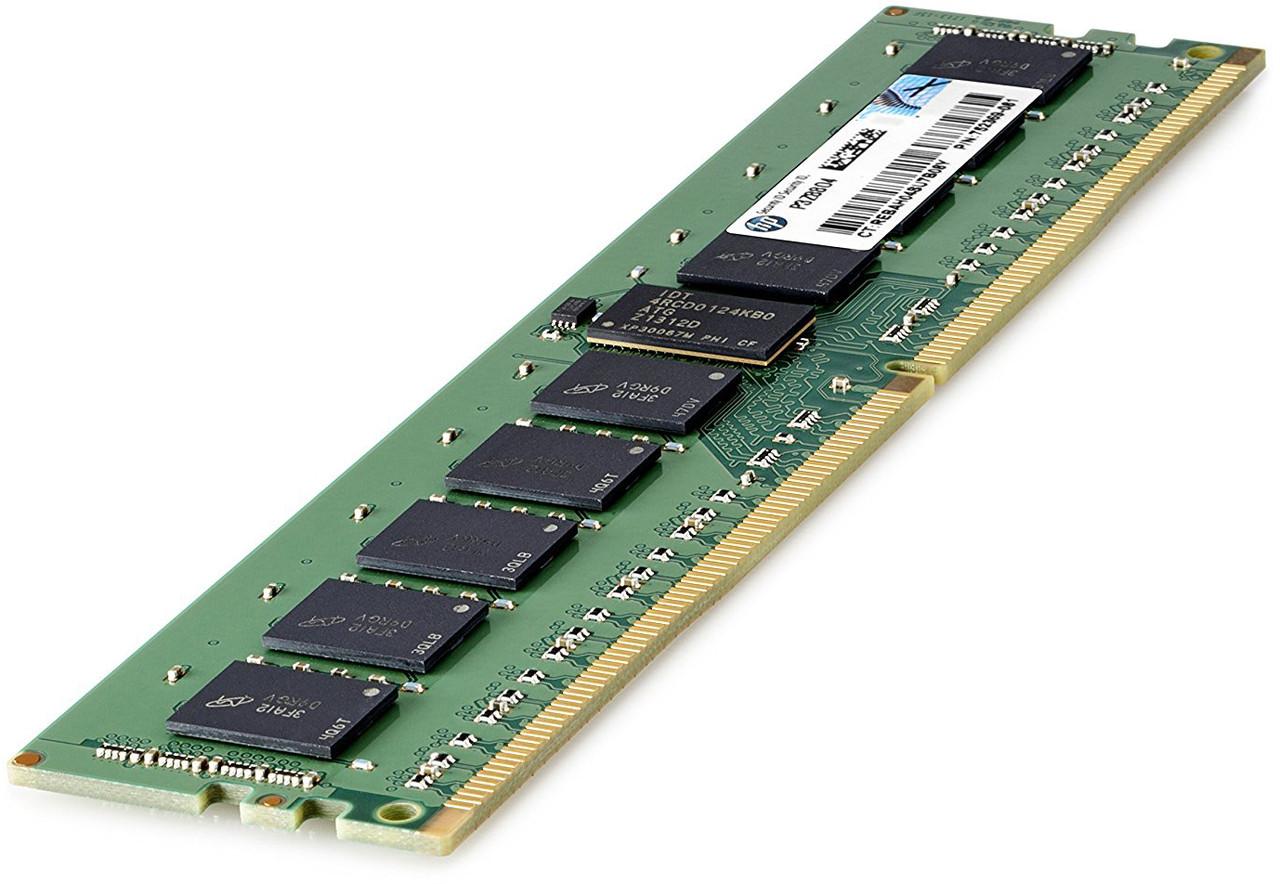 Модуль памяти HP 16ГБ DDR4 2133МГц Dual Rank x4 CAS-15-15-15 Registered Memory Kit