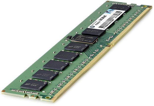 Модуль памяти HP 16ГБ DDR4 2133МГц Dual Rank x4 CAS-15-15-15 Registered Memory Kit, фото 2