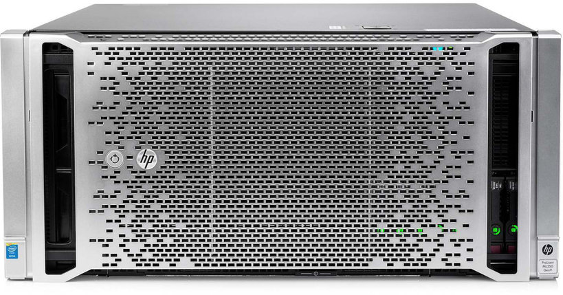 Шасси HP Enterprise ML350 Gen9 Hot Plug 8SFF Configure-to-order Rack, фото 2