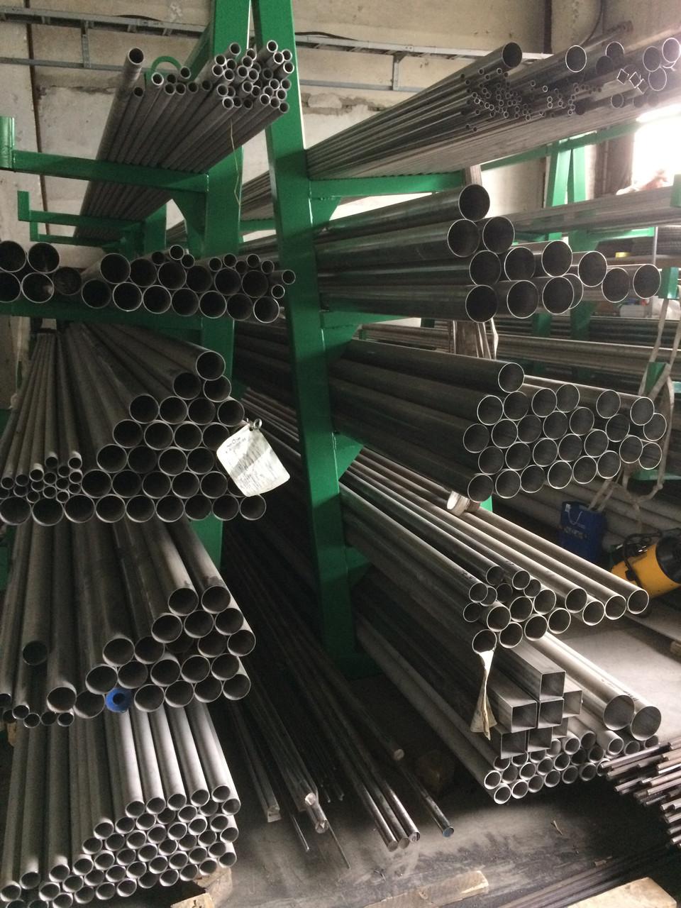 Трубы нержавеющие электросварные сталь 12Х18Н10Т