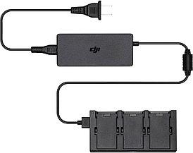 Зарядный хаб для 3 батарей DJI Spark