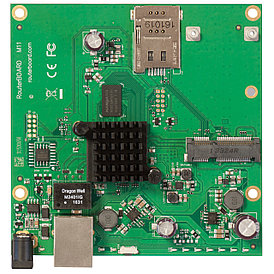 Плата MikroTik RouterBOARD M11G