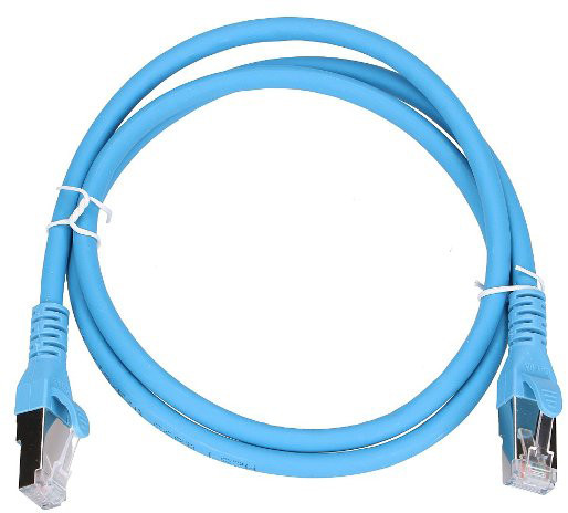 Патч-кабель Extralink CAT.6A S/FTP 10G 1 м