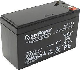 Аккумуляторная батарея CyberPower 12V 7Ah