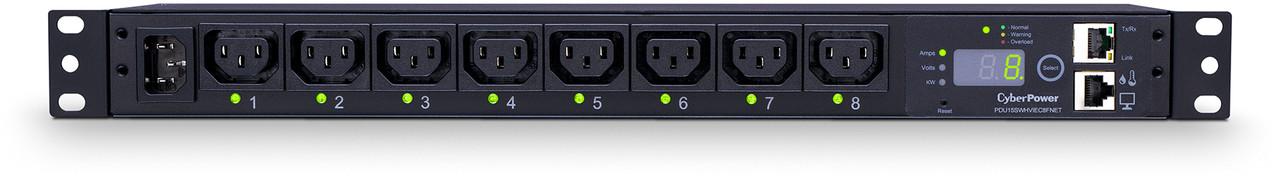 Сетевой фильтр CyberPower PDU15SWHVIEC8FNET