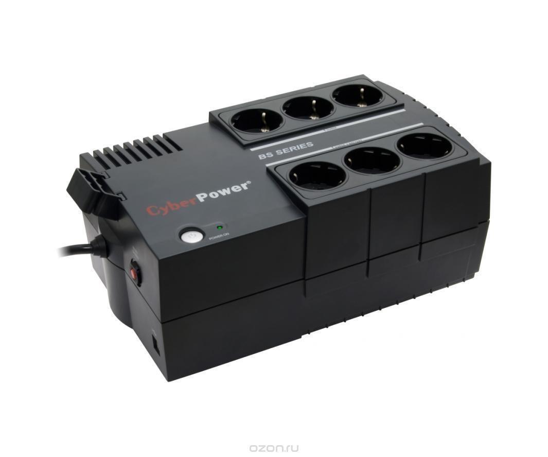 Резервный ИБП CyberPower BS450E