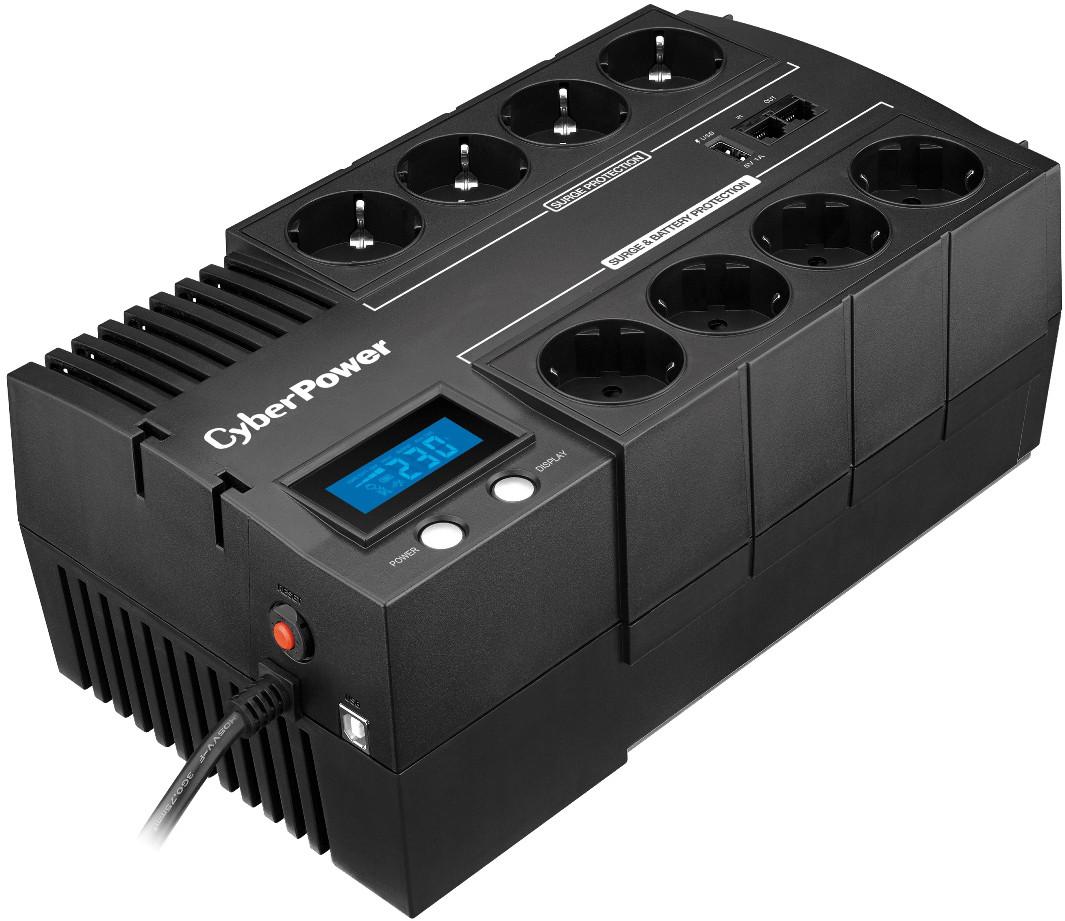 Линейно-интерактивный ИБП CyberPower BRICs BR1200ELCD