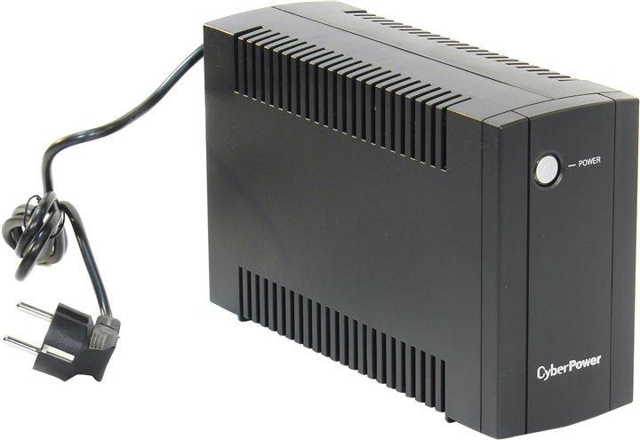 Линейно-интерактивный ИБП CyberPower UT650E