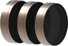 Набор фильтров PolarPro Cinema Series Shutter Collection для Phantom 4 Pro/Adv