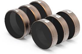 Набор фильтров PolarPro Cinema Series 6-Pack для Phantom 4 Pro/Adv