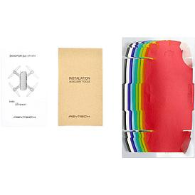 Набор полноцветных наклеек PGYTECH Skin Colorful Set для DJI Spark