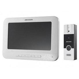 """Комплект DS-KB2411-IM (вызывная панель) +DS-KH2220 (монитор 7"""")"""