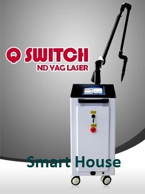 Лазер Q Switch Nd Yag Laser Machine(MJQ12)