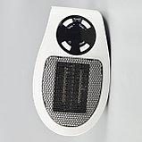 Портативный обогреватель mini heater 500watt, фото 3