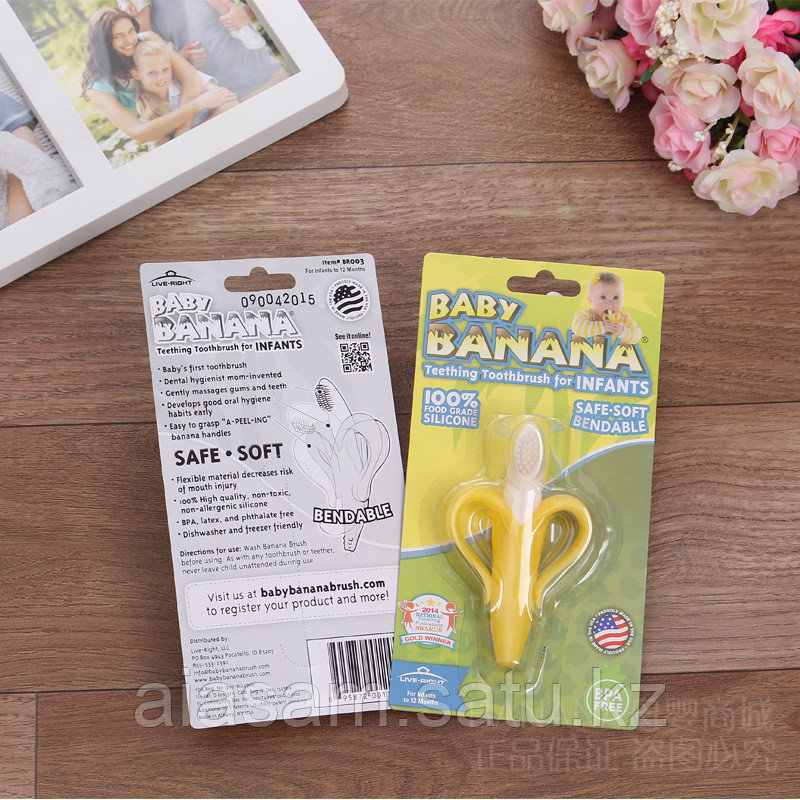 Прорезыватель бэби Банан