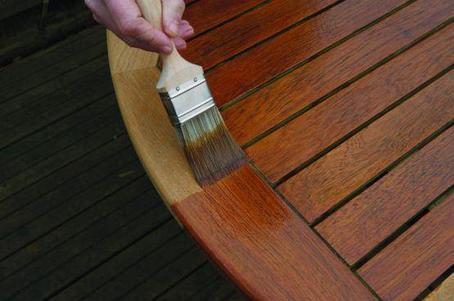 Материалы для окраски дерева
