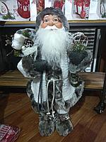 """Премиум новогодняя фигура """"Дед мороз"""" 60 см, фото 1"""