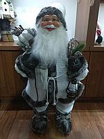 """Премиум новогодняя фигура """"Дед мороз"""" 82 см, фото 1"""