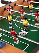 Настольный мини футбол (Габариты: 69*37*24 см), фото 3
