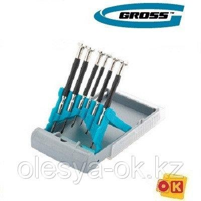 Набор отверток для точной механики, GROSS. 13346, фото 2
