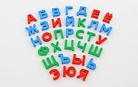 "Набор ""Первые уроки"" на магнитах (33 буквы) (в пакете), фото 1"