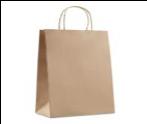 Пакет, Крафт Бумага, 26х11х36 см