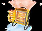 Мобильный инфракрасный обогреватель Ballu BIH-LM-1.5, фото 2
