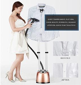 Новый дизайн 2000 Вт портативный удобный отпариватель одежды