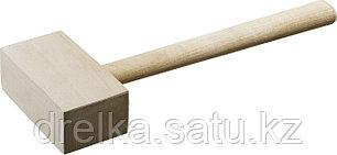 """Киянка ЗУБР """"СТАНДАРТ"""" деревянная, прямоугольная , фото 2"""