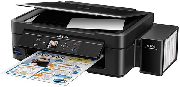Ремонт принтера Epson L486