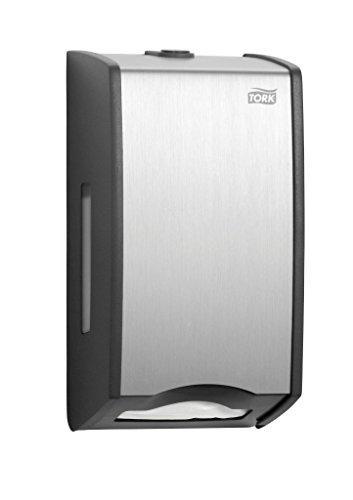Диспенсер для листовой туалетной бумаги Tork Aluminium 456000