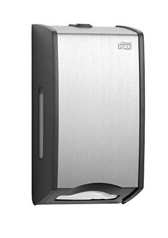 Диспенсер для листовой туалетной бумаги Tork Aluminium 456000, фото 2