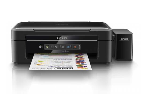 Ремонт принтеров Epson L366