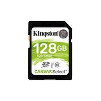 Kingston SD 128GB Class 10 U1 flash карта (SDS/128GB)