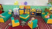Мягкая мебель для детских садов