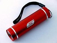 Светодиодный фонарь SOLARIST-5 красный (3108red)
