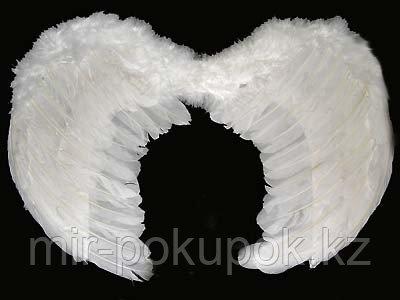 Крылья ангела детские(белые)