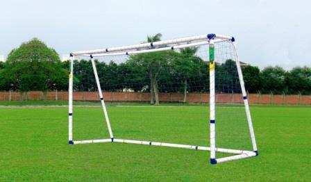 Профессиональные футбольные ворота Proxima 12/8 футов из пластика JC-366