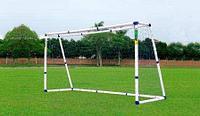 Профессиональные футбольные ворота Proxima 12/8 футов из пластика JC-366, фото 1